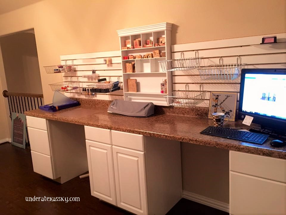 Creating the Craftroom
