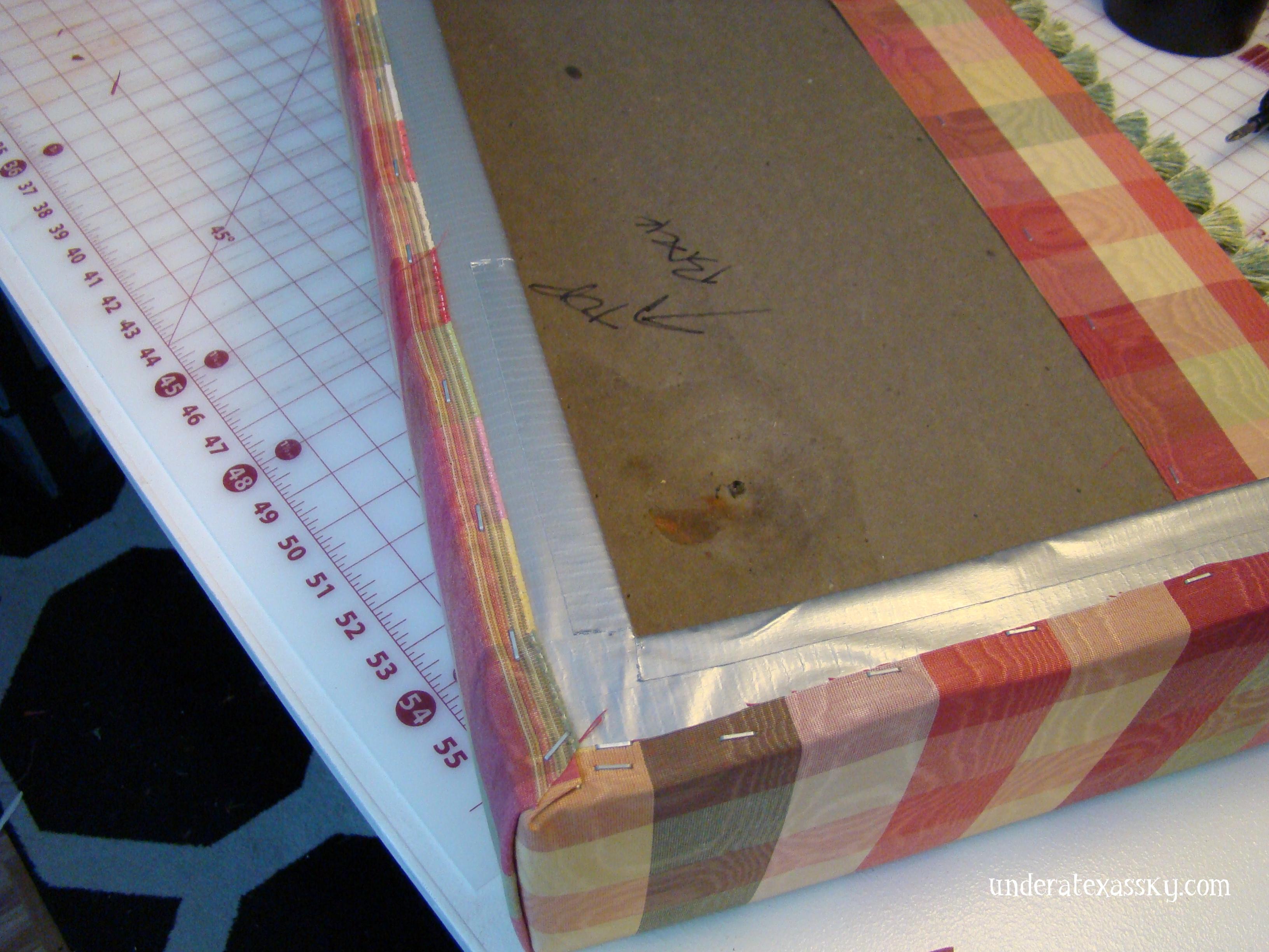 Cornice Board From Foam Insulation Board