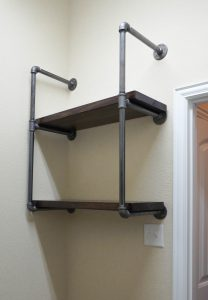 Full short shelf unit (1 of 1)