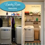 The Laundry Room Makeover