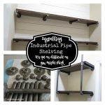 Pipe Shelving Ad