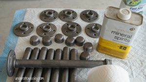 Pipes and flanges