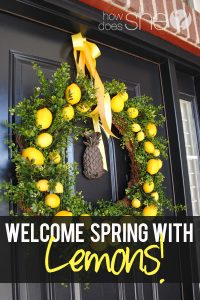 Welcome-Spring-With-Lemons- how does she