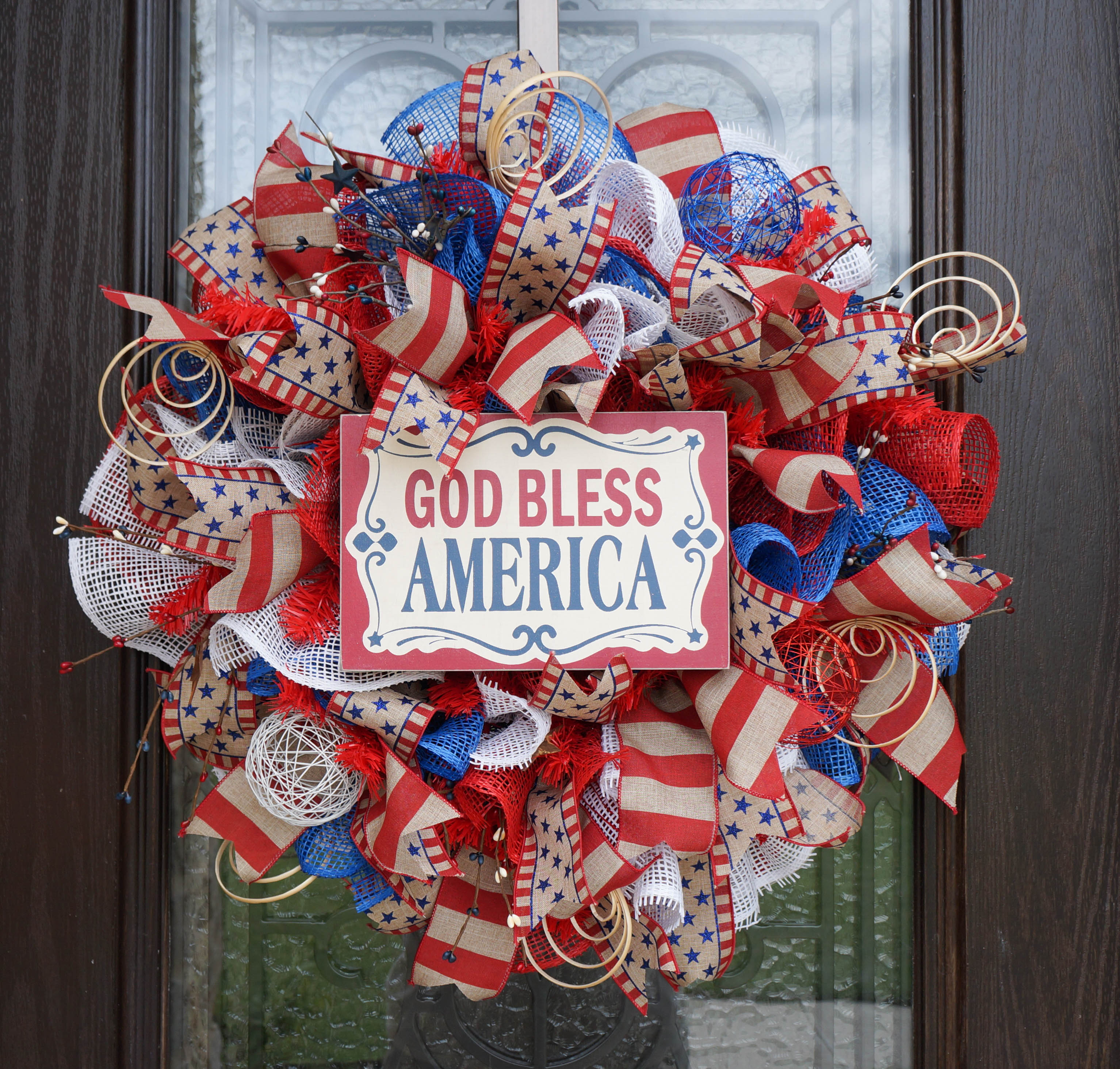 9 Patriotic Wreaths To Help You Celebrate America