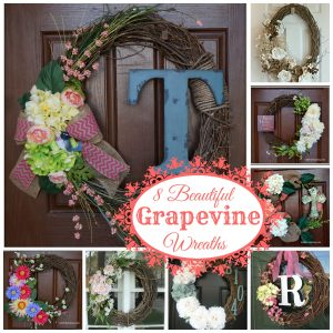 Grapevine wreaths 3