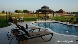 Outdoor Living Poolside