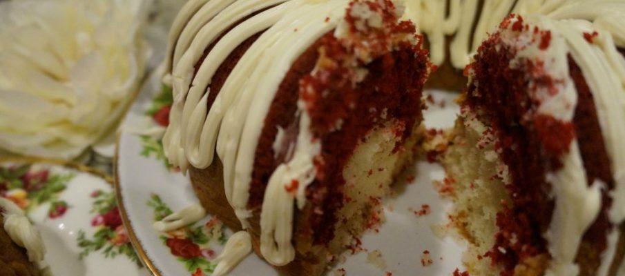 Two Flavor Bundt Cake