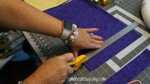 Fall Fabric cuts