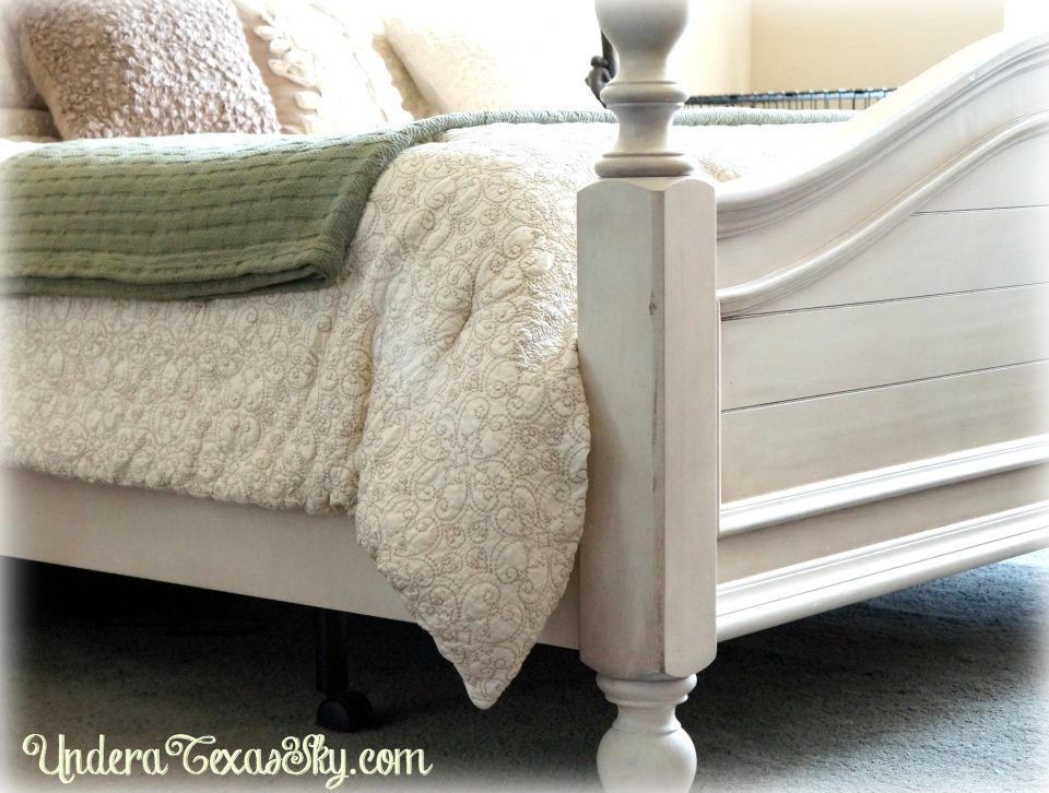 Using A Bedskirt With An Adjustable Bed Under A Texas Sky