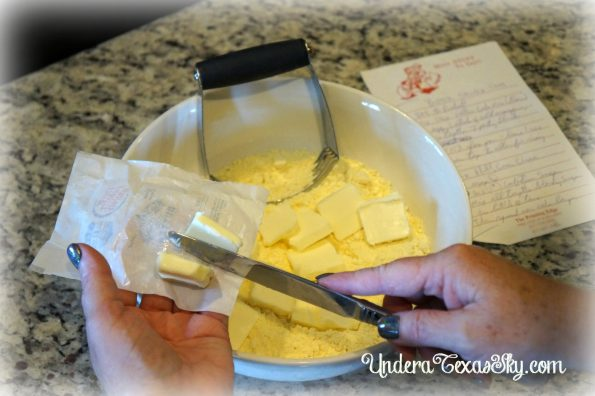 Butter Crunch Cake