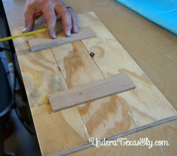 Wood Sign DIY