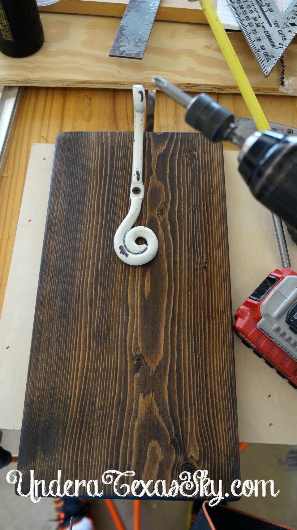 Hanging Mason Jar DIY