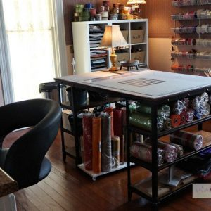 Creating a Craft Room that Works