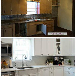 Living through a Kitchen Renovation