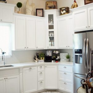 Transformed Kitchen- It's all in the Details