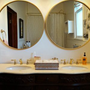 Bathroom Mirrors Reflect More than an Image