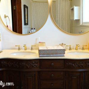 Turning Your Bathroom from Drab to Fab