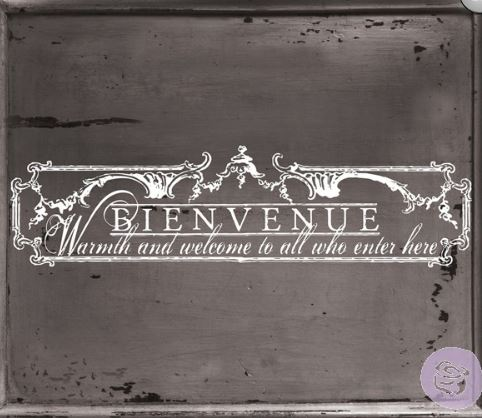 IOD Decor Transfer- Bien