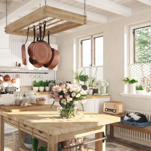Spruce Up the Kitchen in Your Rental Home