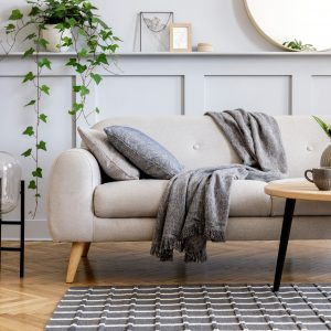 Make Your Living Room a Comfort Zone