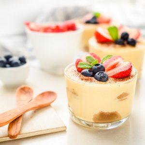 Life is Short; Eat the Dessert